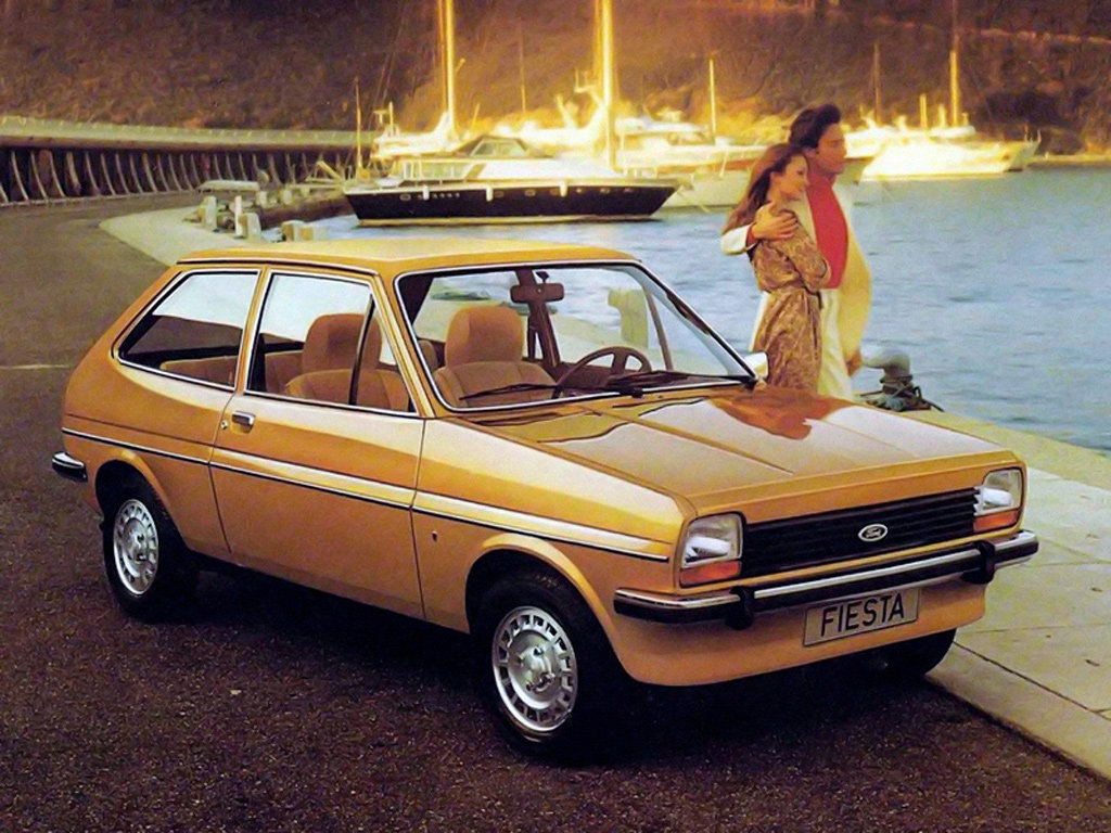 FordFiesta 1976 1983 Lifestyle70s 14 1 Έκανες Πολύ Δρόμο Μωρό μου! - Το Ford Fiesta Γίνεται 40 Ετών Ford, Ford Fiesta, Fun, videos, zblog
