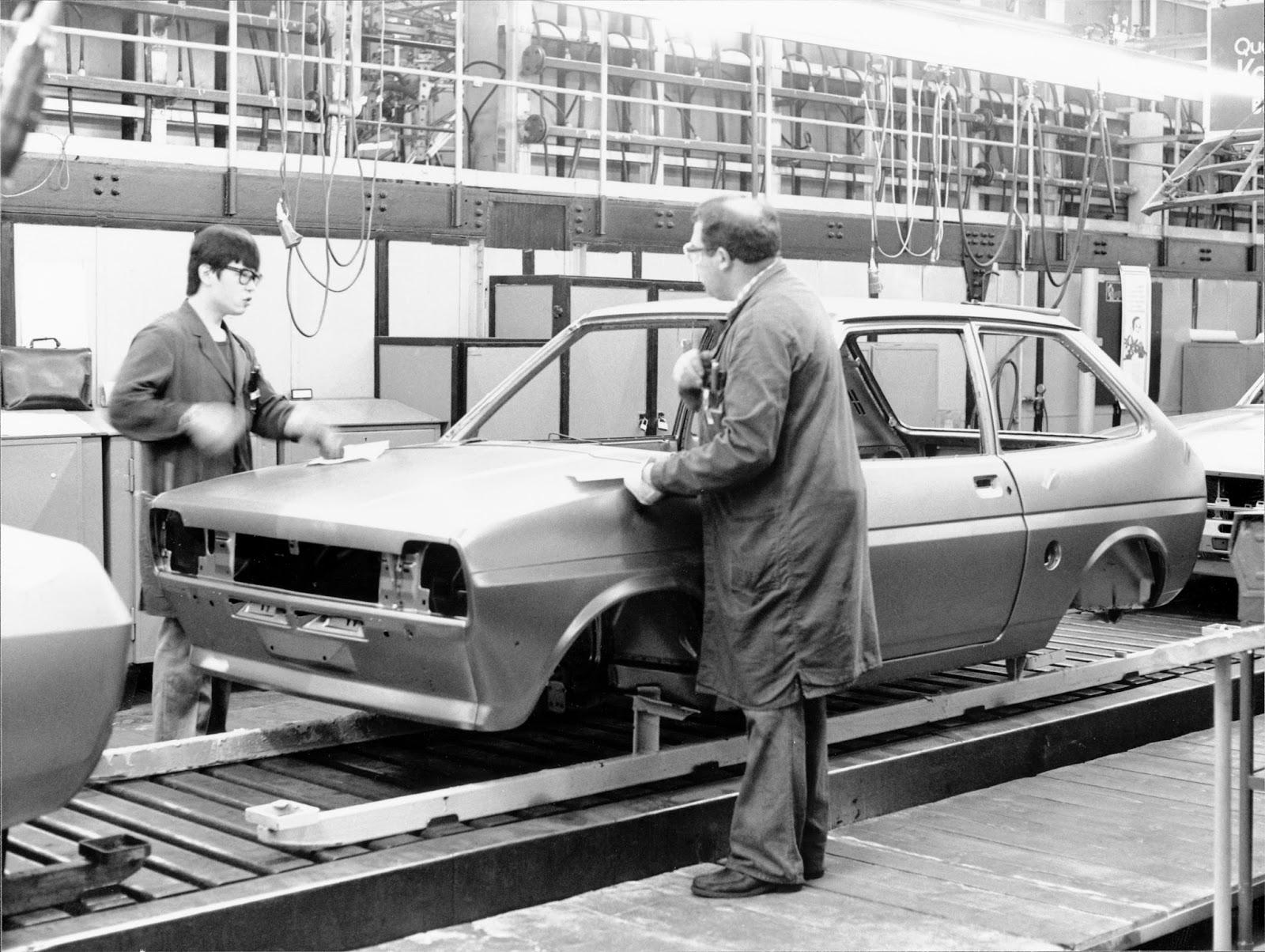 FordFiesta 1976 1983 Production 1976 01 Έκανες Πολύ Δρόμο Μωρό μου! - Το Ford Fiesta Γίνεται 40 Ετών Ford, Ford Fiesta, Fun, videos, zblog