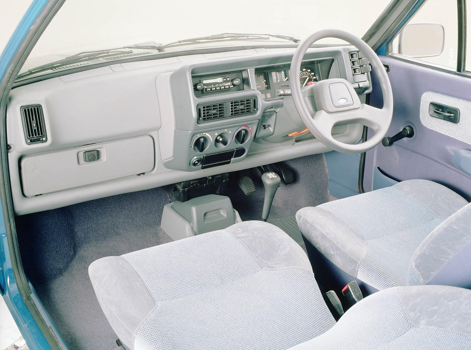 FordFiesta 1983 1989 GhiaInterior 1983 01 2 Έκανες Πολύ Δρόμο Μωρό μου! - Το Ford Fiesta Γίνεται 40 Ετών Ford, Ford Fiesta, Fun, videos, zblog