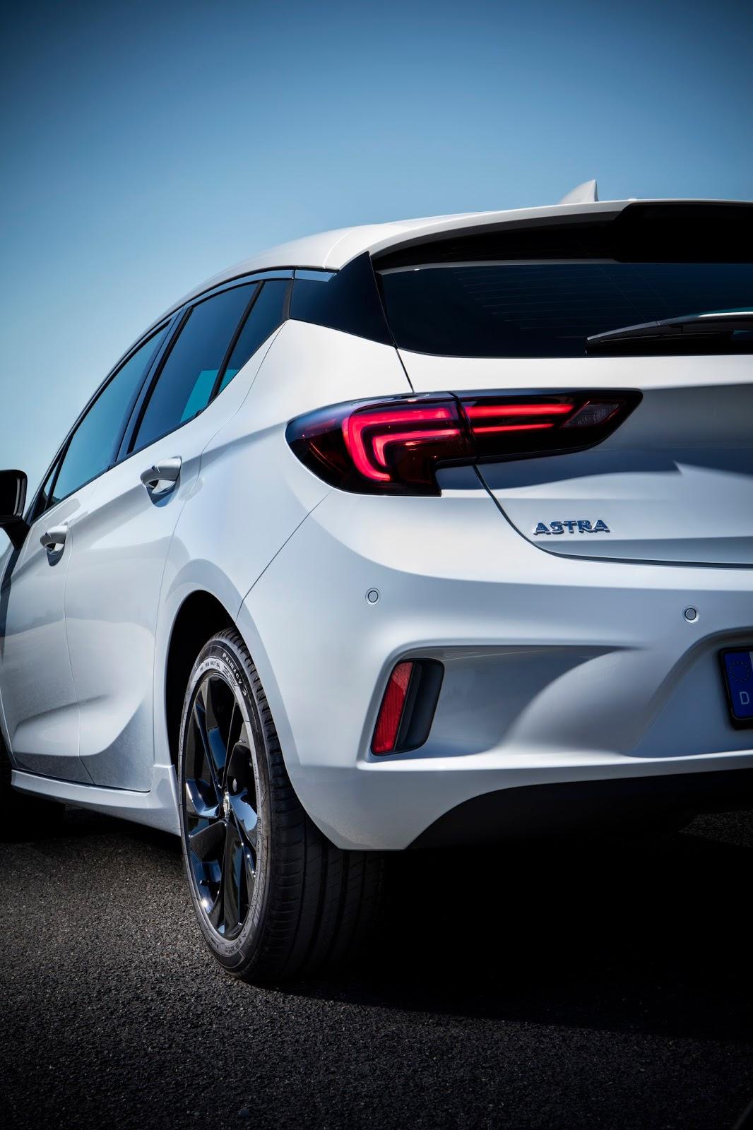 Opel Astra 299518