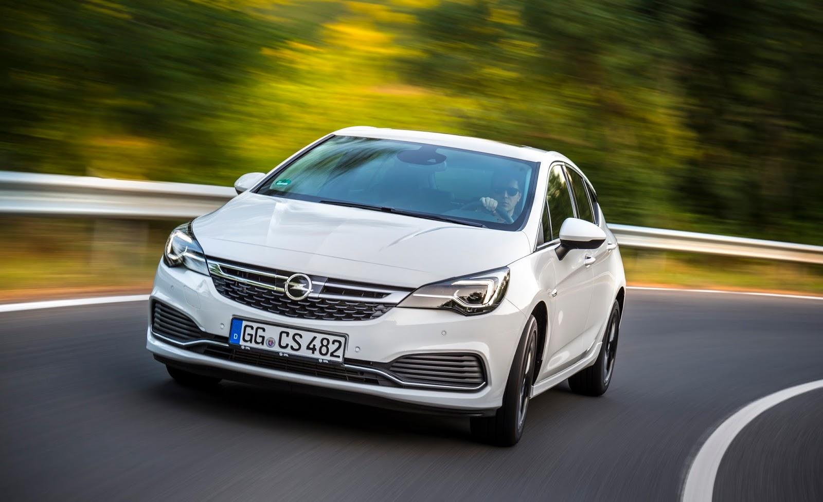Opel Astra 299519 1 Το Opel Astra με σπορ εμφάνιση από το κορυφαίο OPC