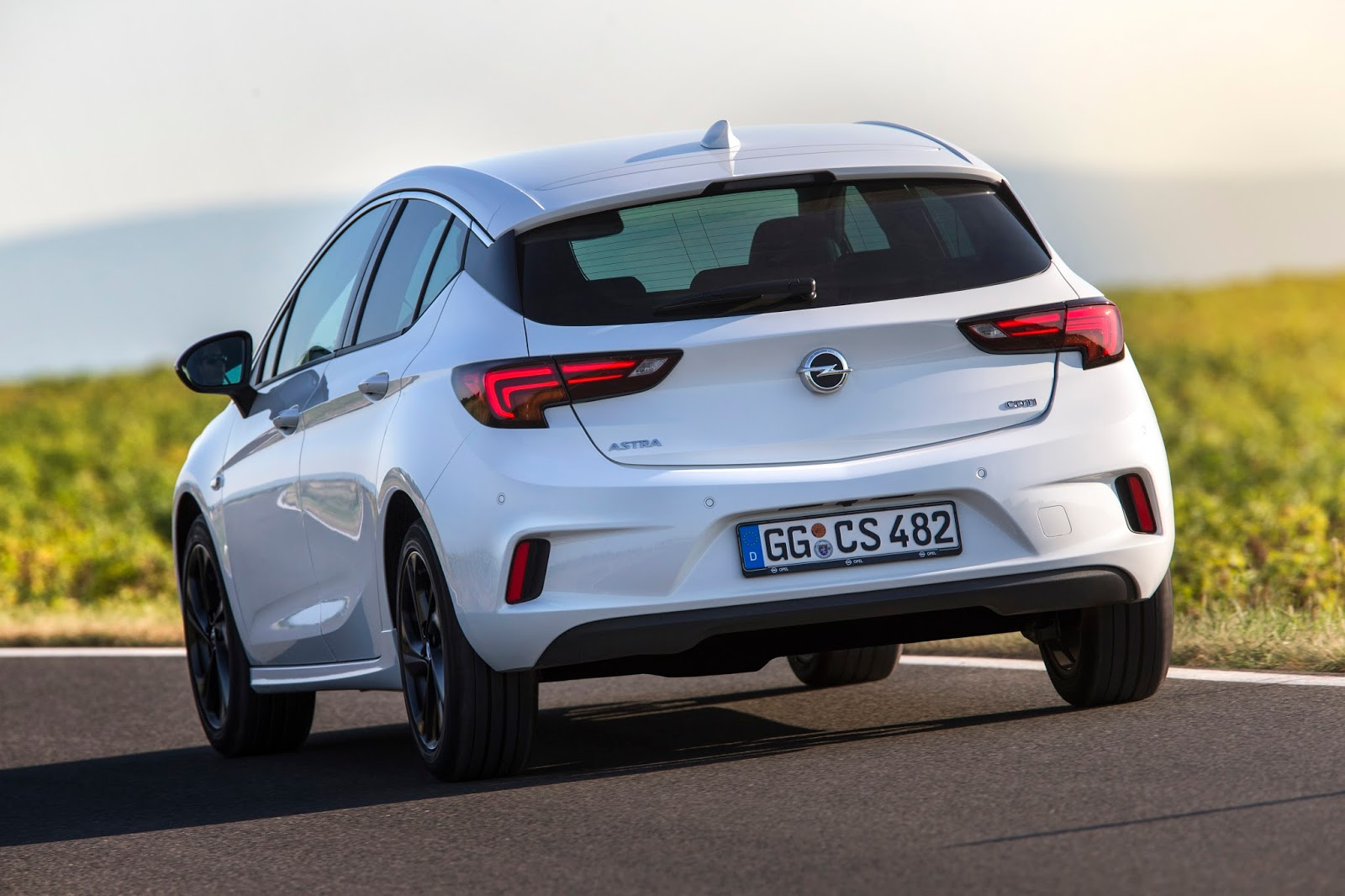 Opel Astra 299528