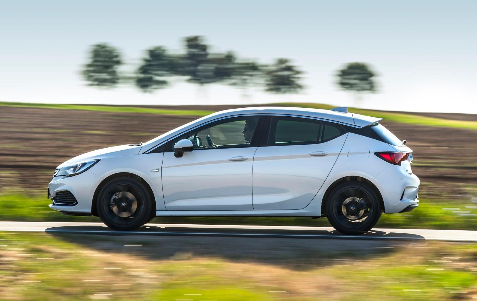 Opel Astra 299529