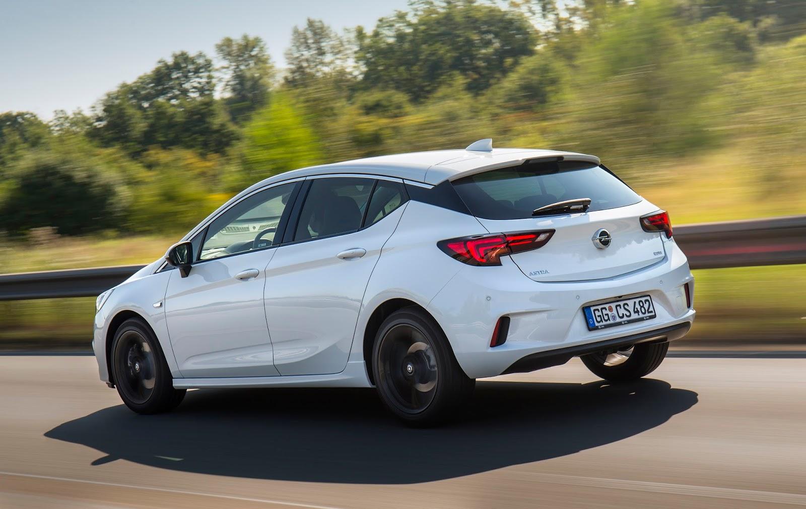 Opel Astra 299530