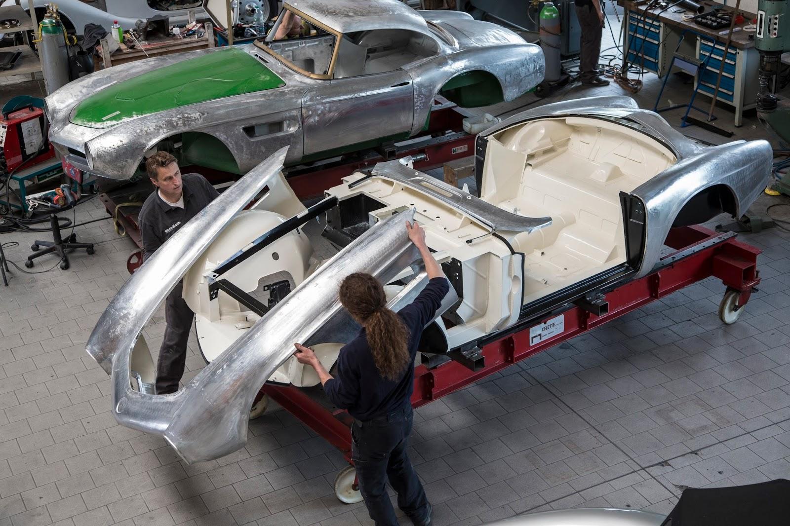 P90229713 highRes restoration of elvis Η επιστροφή της μυθικής BMW 507 του Elvis στο Concours d'Elegance, Pebble Beach autoshow, BMW, BMW 507, Classic, Concours d'Elegance, Roadster, zblog