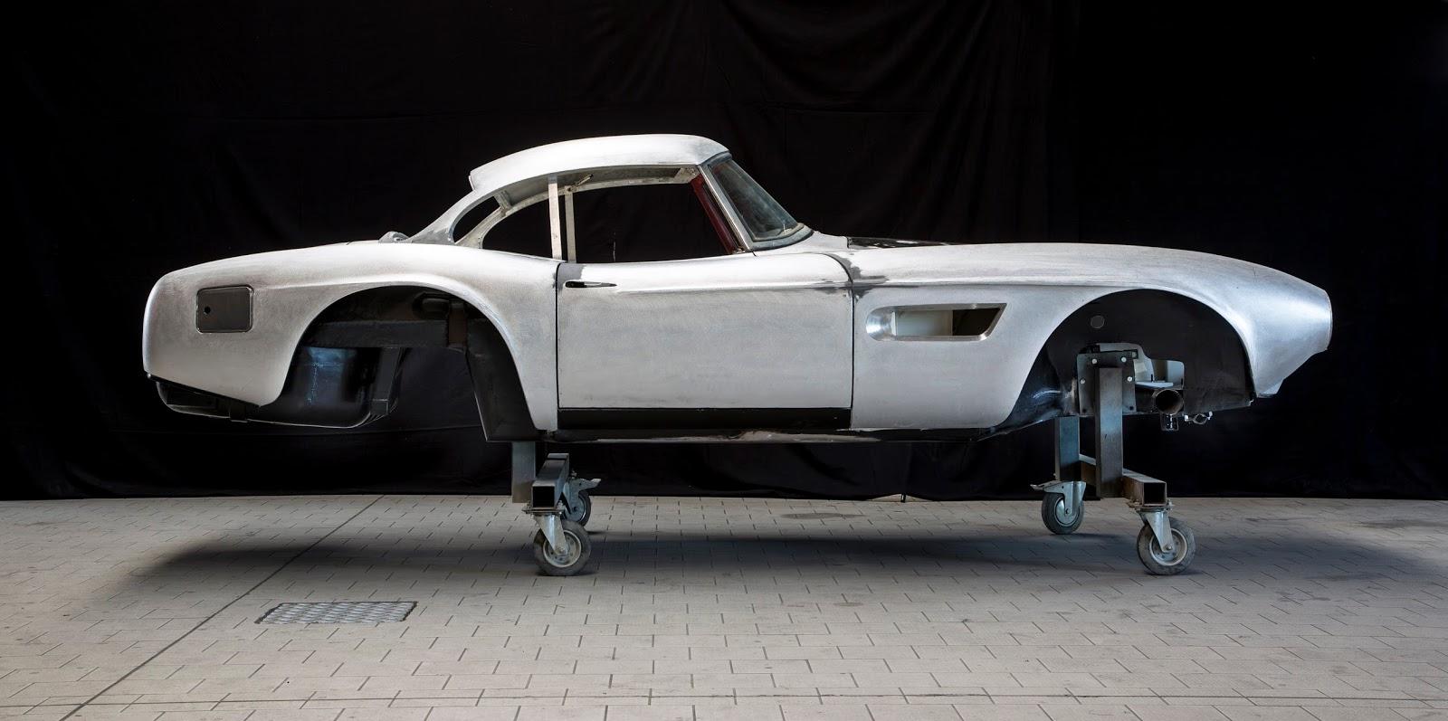 P90229714 highRes restoration of elvis Η επιστροφή της μυθικής BMW 507 του Elvis στο Concours d'Elegance, Pebble Beach autoshow, BMW, BMW 507, Classic, Concours d'Elegance, Roadster, zblog
