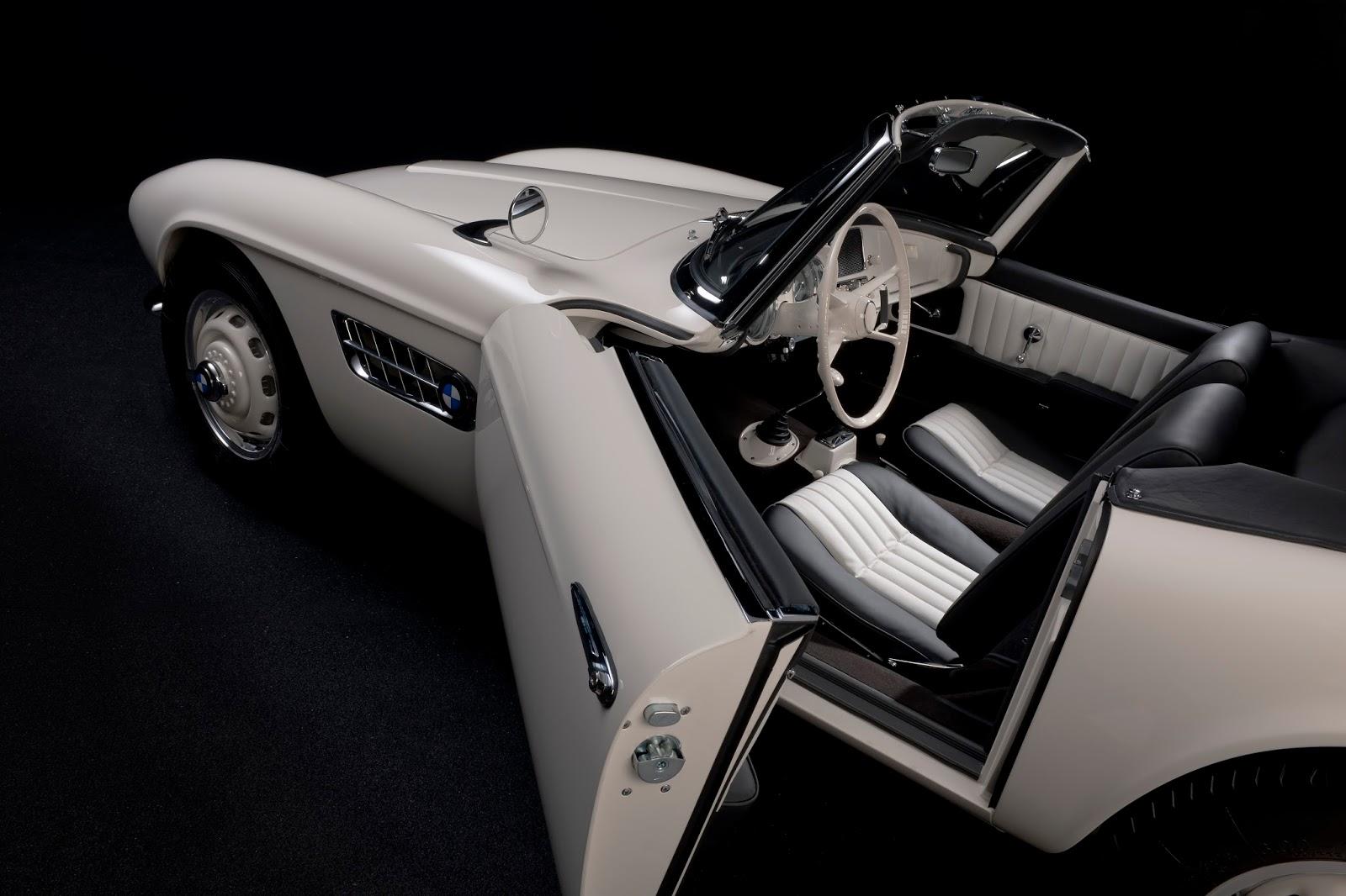 P90229728 highRes elvis bmw 507 08 201 Η επιστροφή της μυθικής BMW 507 του Elvis στο Concours d'Elegance, Pebble Beach autoshow, BMW, BMW 507, Classic, Concours d'Elegance, Roadster, zblog