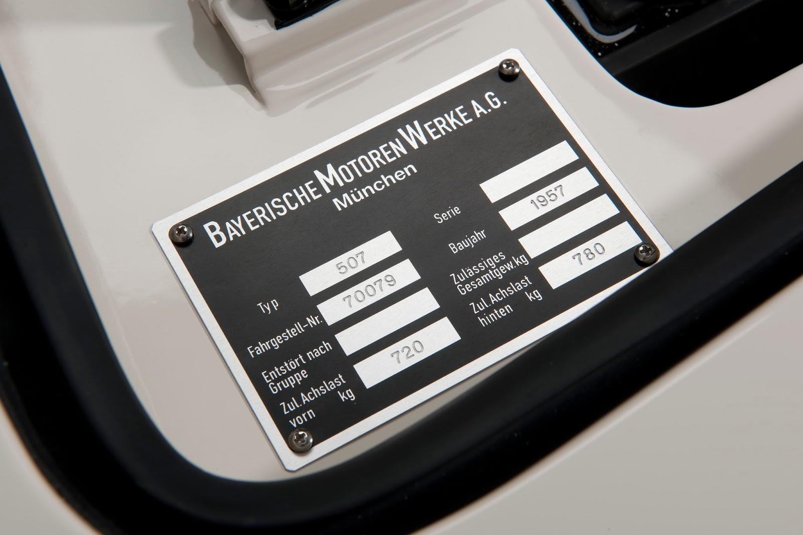 P90229737 highRes elvis bmw 507 08 201 1 Η επιστροφή της μυθικής BMW 507 του Elvis στο Concours d'Elegance, Pebble Beach autoshow, BMW, BMW 507, Classic, Concours d'Elegance, Roadster, zblog