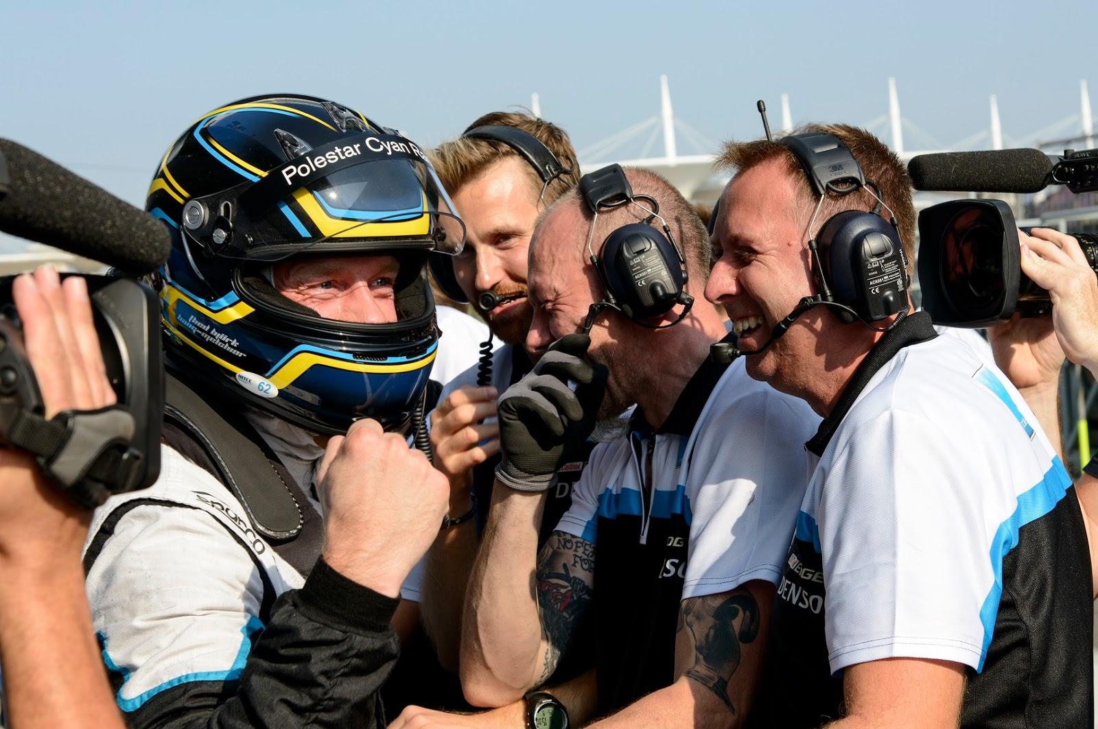 VOLVO2BNIKH2BWTCC 5 Πρώτη νίκη για τη Volvo στο WTCC FIA, Polestar, Rally, videos, Volvo, WTCC