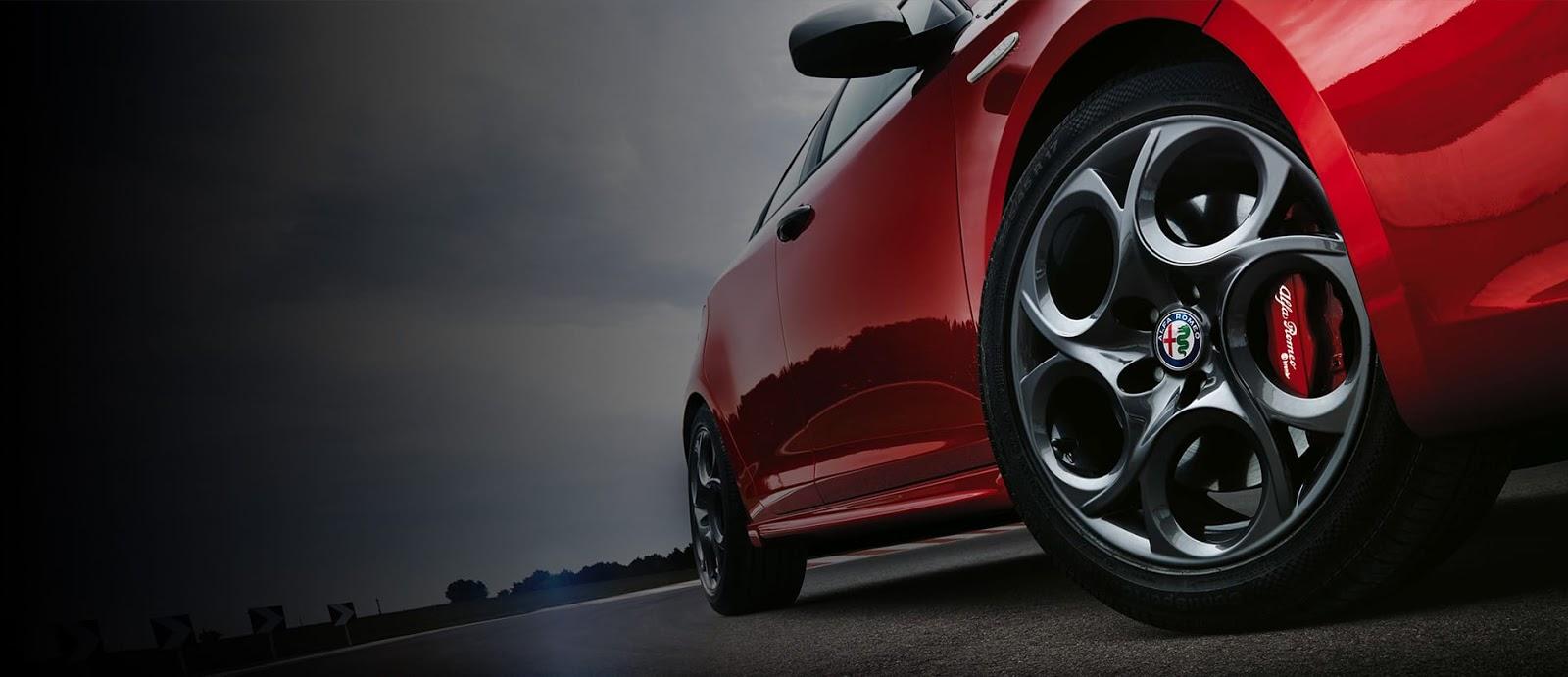 giulietta super suspensions Νέα έκδοση Alfa Romeo Giulietta SUPER, με SUPER τιμή!