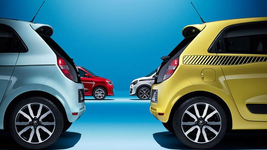 renault twingo Διοικητικές αλλαγές στην Renault
