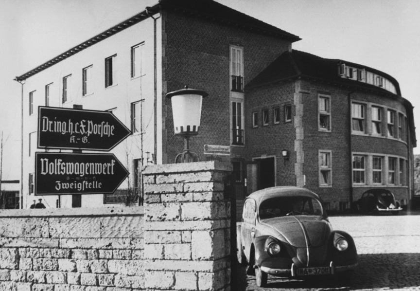 spitalwaldstrasse2 copyright porsche downloaded from stuttcars com Η μέρα που γεννήθηκε ο Porsche Classic, Porsche, VW Beetle, zblog, Προσωπικότητες
