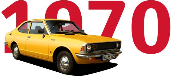 1970 Img 1 tcm 3030 773233 Το Toyota Corolla κλείνει τα 50 του χρόνια και αναπολούμε 11 απροβλημάτιστες γενιές Fun, Toyota, Toyota Corolla, videos, zblog
