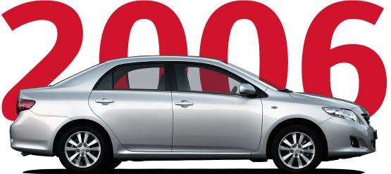 2006 Img 1 tcm 3030 773318 Το Toyota Corolla κλείνει τα 50 του χρόνια και αναπολούμε 11 απροβλημάτιστες γενιές Fun, Toyota, Toyota Corolla, videos, zblog