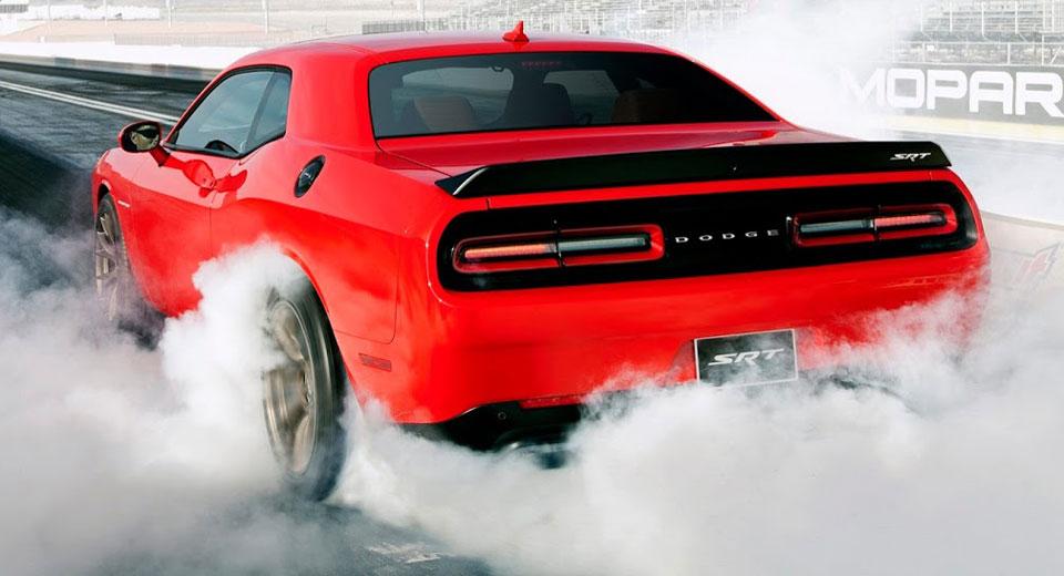 Hellcat1 Η Dodge ετοιμάζει τετρακίνητο Challenger! Dodge, Dodge Challenger Hellcat, zblog