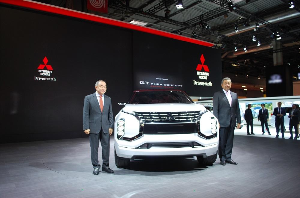 Mitsubishi Το Mitsubishi Outlander έγινε 15 χρονών Mitsubishi, Mitsubishi Outlander, Mitsubishi Outlander PHEV, SUV