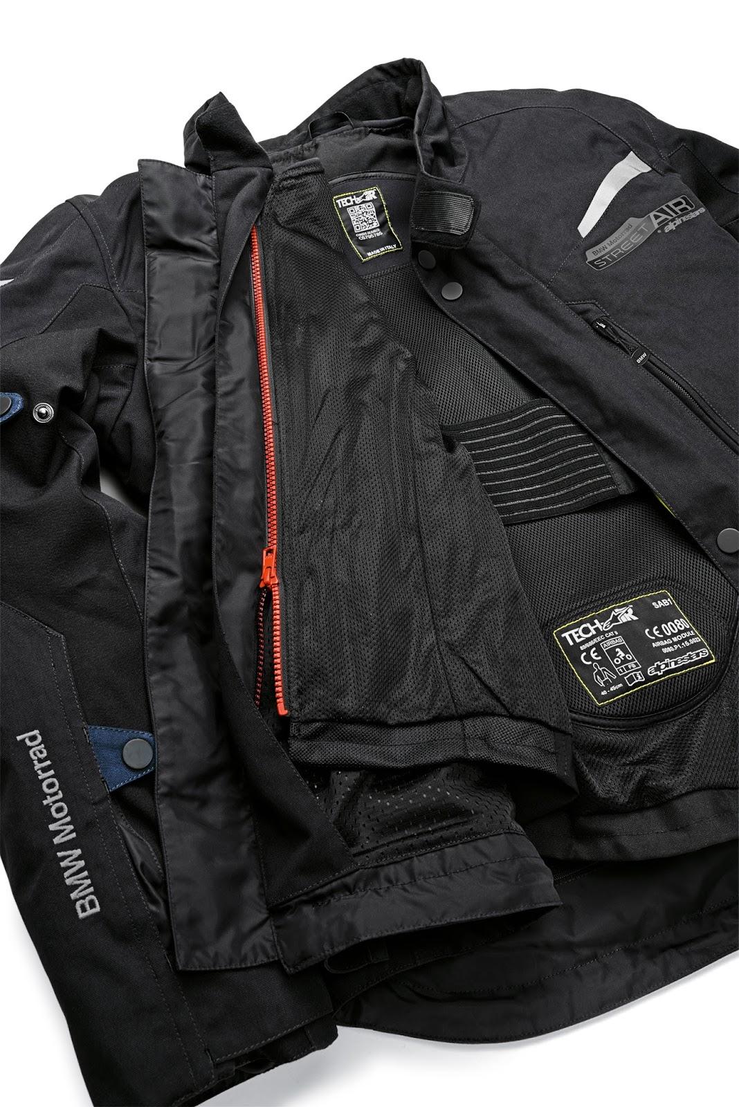P90202818 highRes bmw motorrad rider e Δες το σύστημα αερόσακου για μοτοσικλετιστές της BMW Motorrad