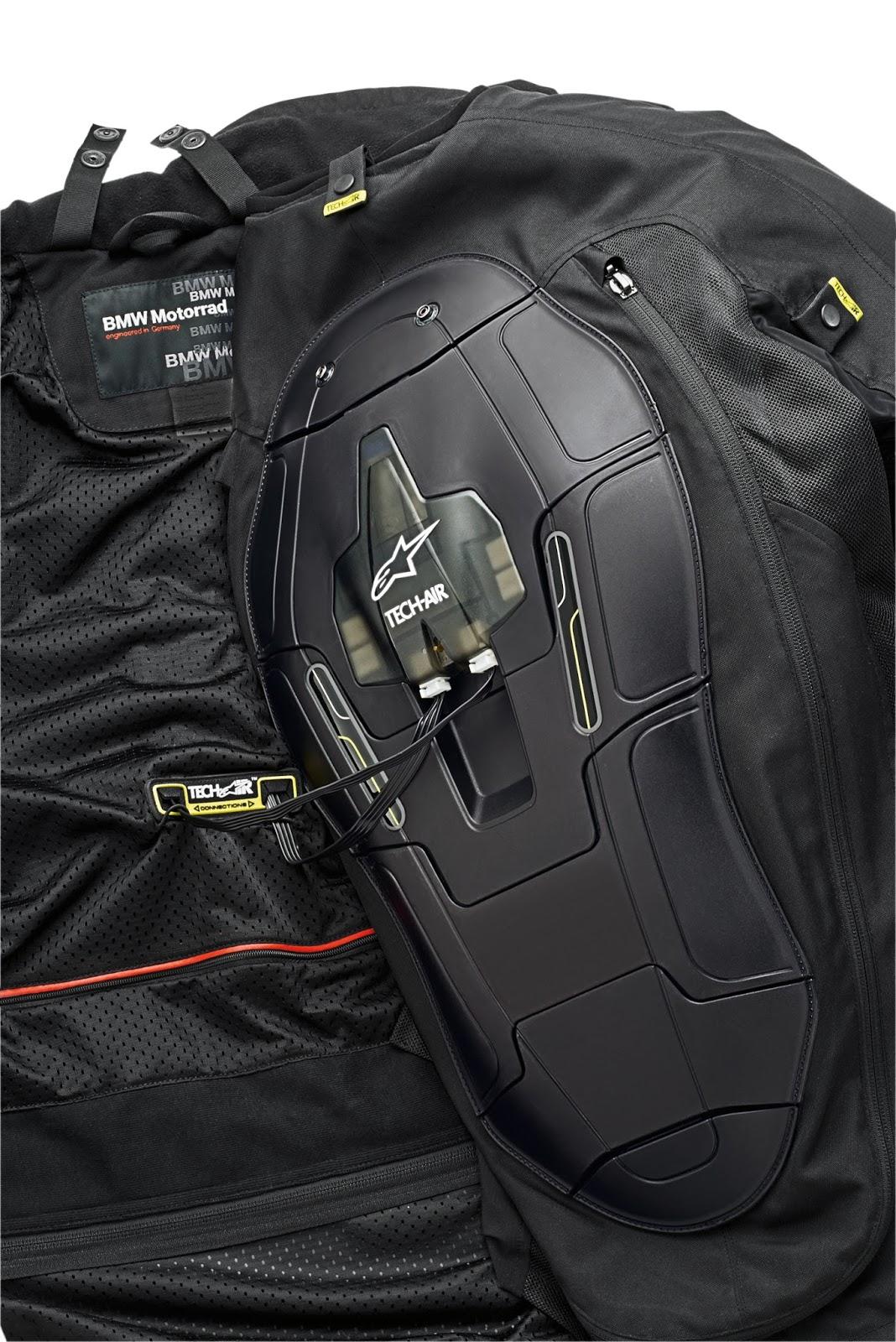 P90202819 highRes bmw motorrad rider e Δες το σύστημα αερόσακου για μοτοσικλετιστές της BMW Motorrad