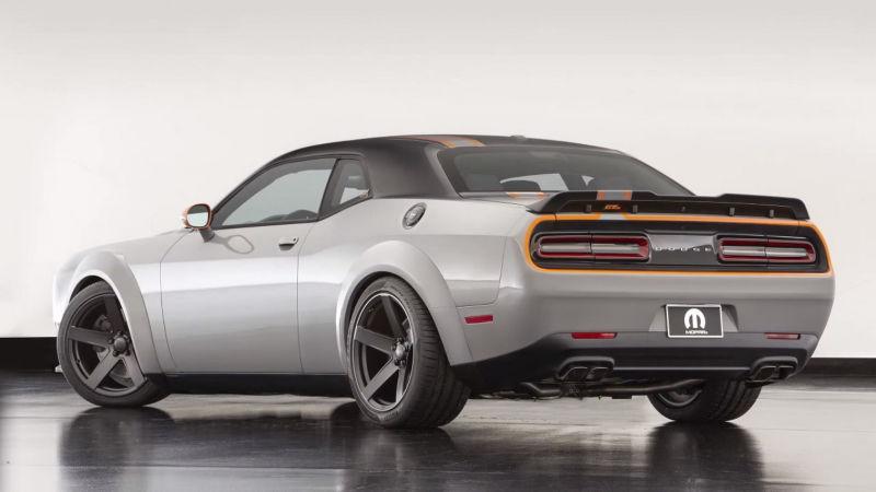 chal1 Η Dodge ετοιμάζει τετρακίνητο Challenger! Dodge, Dodge Challenger Hellcat, zblog