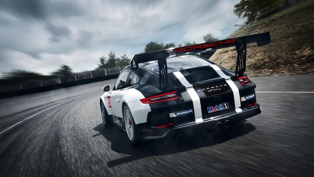 low 911 gt3 cup 2016 porsche ag2B252842529 Πρεμιέρα για την υβριδική έκδοση της Panamera και την 911 GT3 Cup στο Παρίσι Porsche, Porsche 911 GT3 Cup, Porsche Panamera, Porsche Panamera 4 E-Hybrid, videos