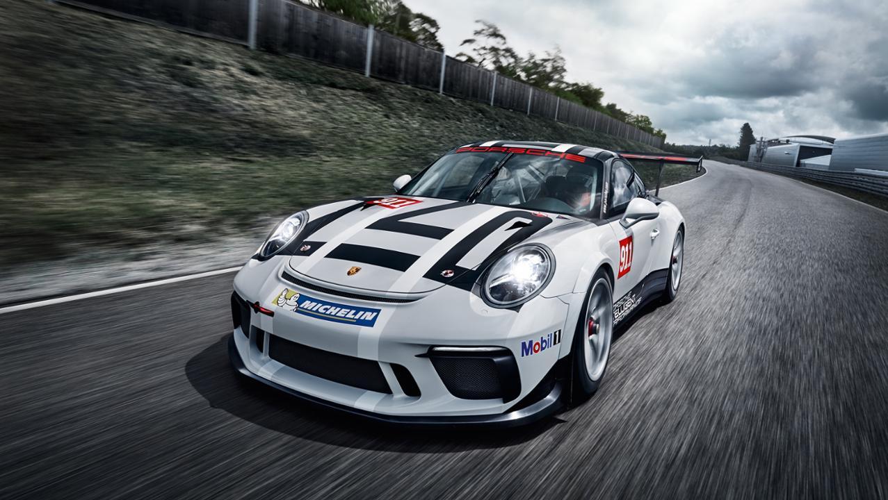low 911 gt3 cup 2016 porsche ag2B252852529 Πρεμιέρα για την υβριδική έκδοση της Panamera και την 911 GT3 Cup στο Παρίσι Porsche, Porsche 911 GT3 Cup, Porsche Panamera, Porsche Panamera 4 E-Hybrid, videos