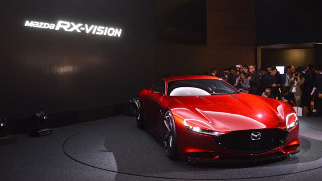 Και το όνομα αυτού, Mazda RX-9!