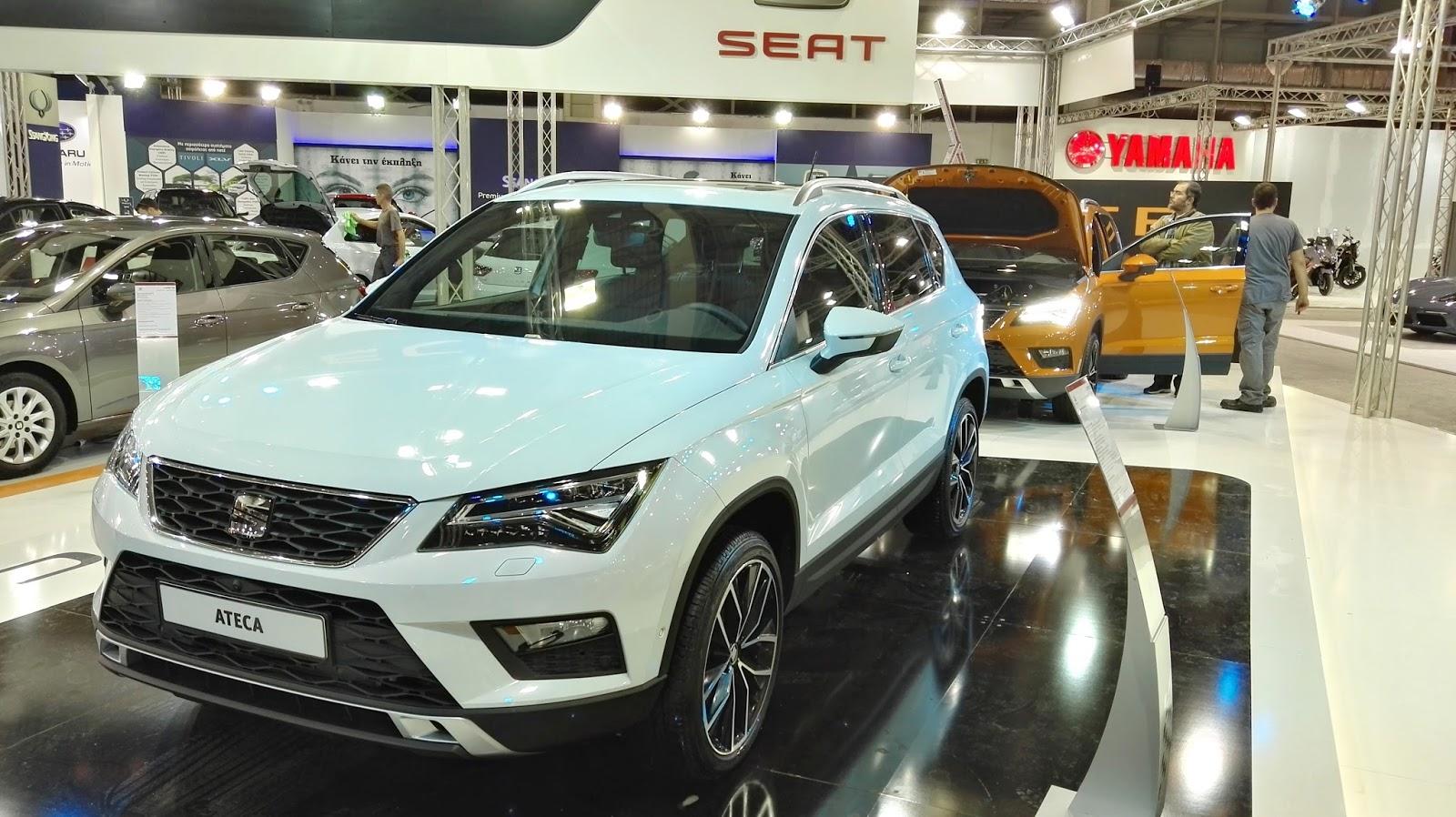 seat2Bateca Τα μοντέλα που ξεχωρίσαμε στην Αυτοκίνηση 2016 zblog, Αυτοκίνηση