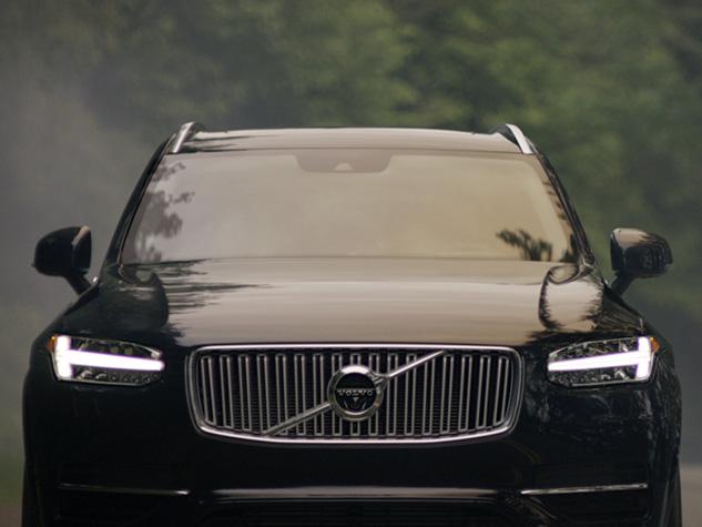 xc90 exterior volvo Οδηγούμε το Volvo XC90 D5 TEST, Volvo, zblog, ΔΟΚΙΜΕΣ
