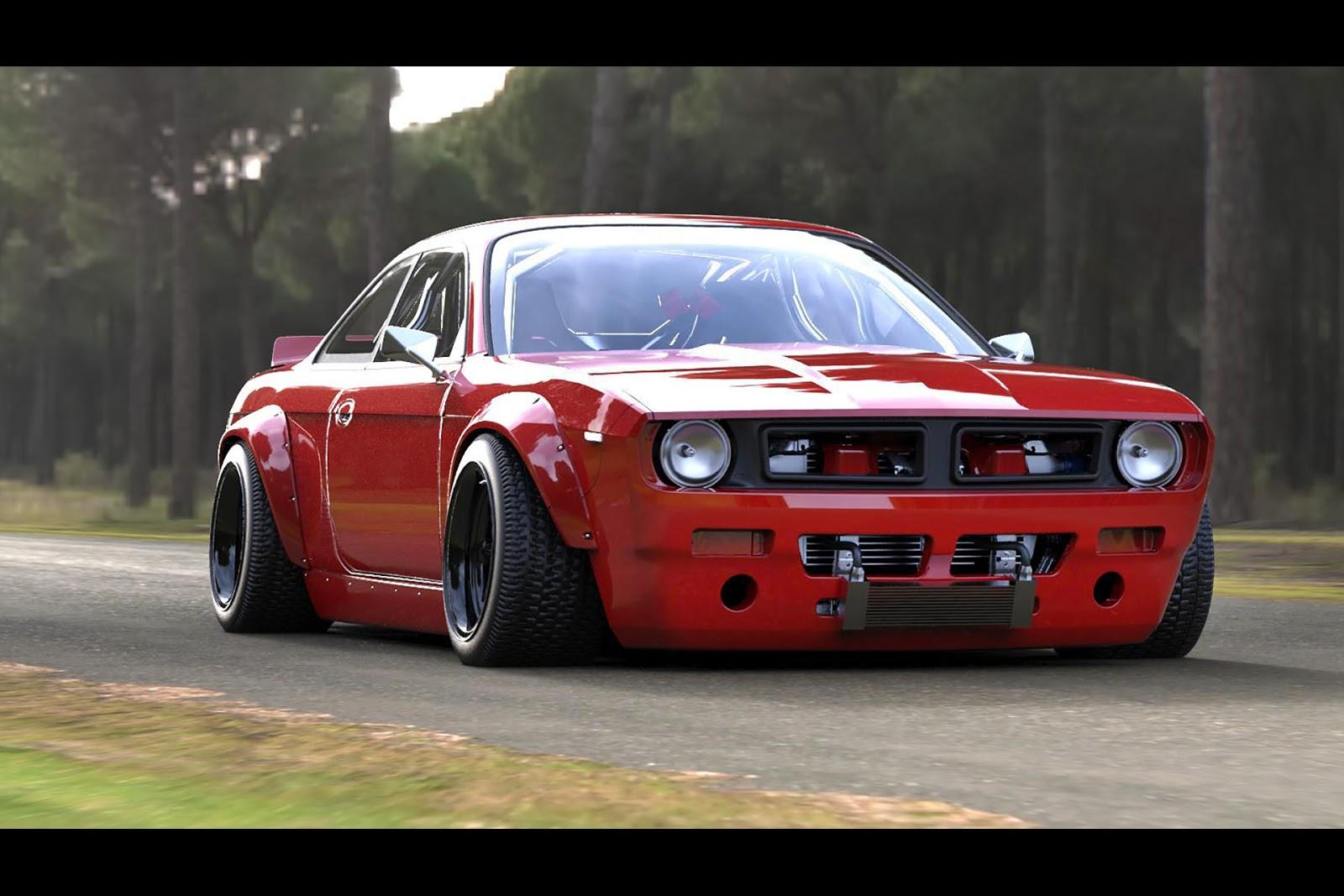 1 1 Αυτό το Rocket Bunny Nissan 240SX είναι λίγο... Αμερικανιά Classic, Nissan, Nissan 200SX, Nissan 240SX, zblog