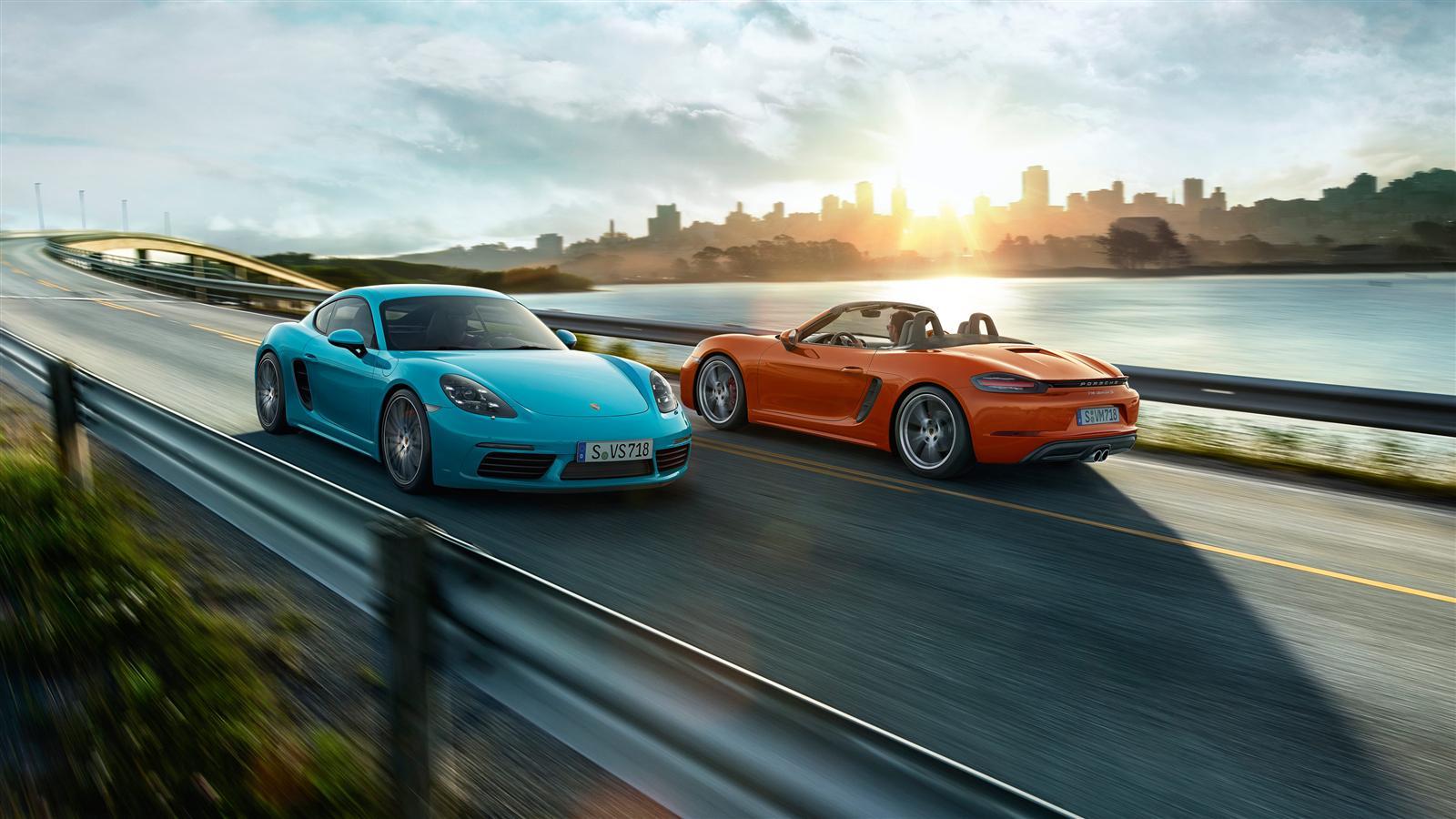 718 gallery 18 1 Porsche 718 Boxster και 718 Boxster S, πιο δυνατές και πιο ποθητές! COUPE, Porsche, Porsche 718 Boxster, Porsche 718 Boxster S, Roadster