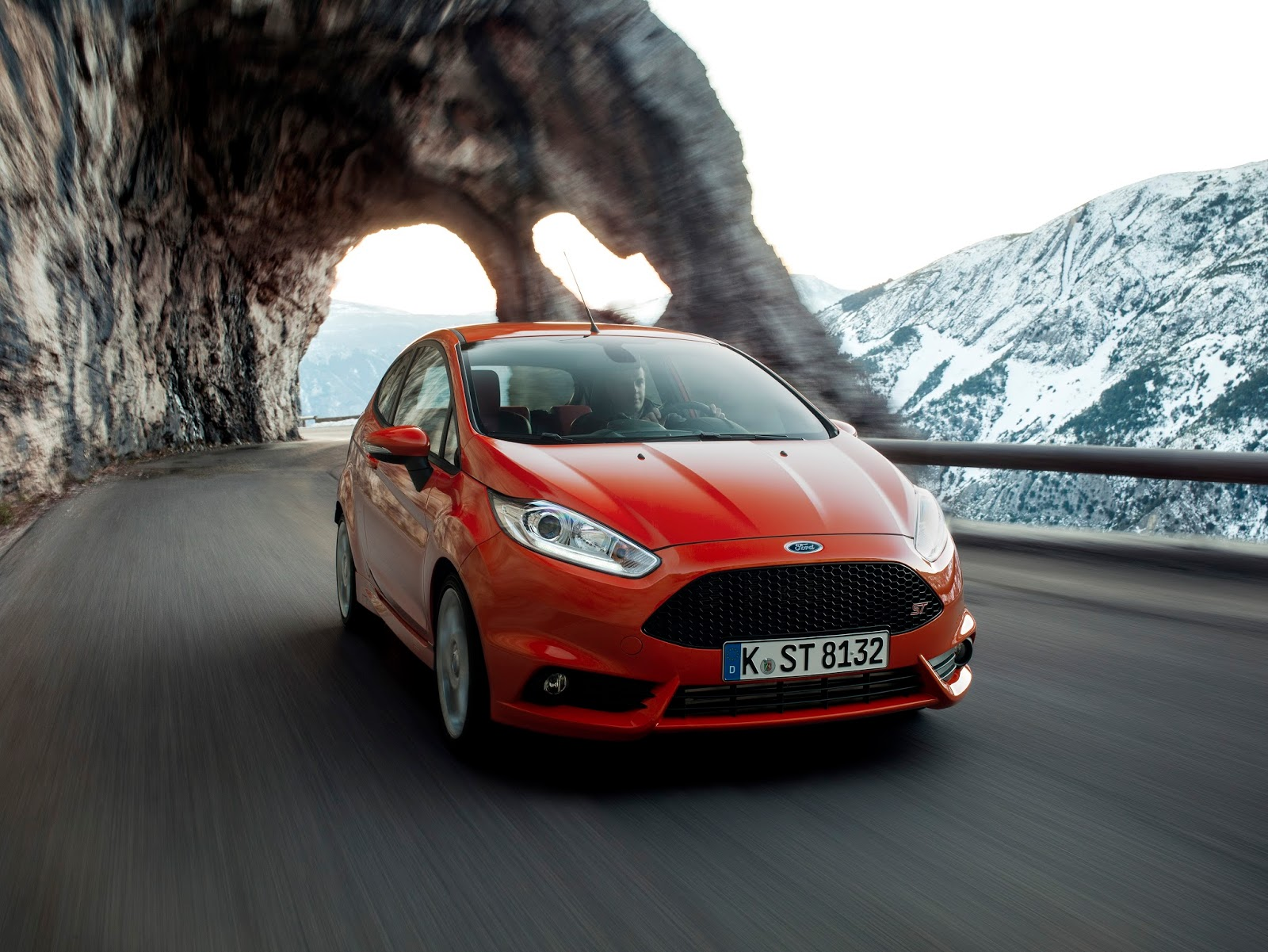 FiestaST 03 1 Το Ford Fiesta ST διαθέσιμο σε 5θυρη έκδοση Ford, Ford Fiesta, Ford Fiesta ST, Hatcback, videos, αγορά, τιμες
