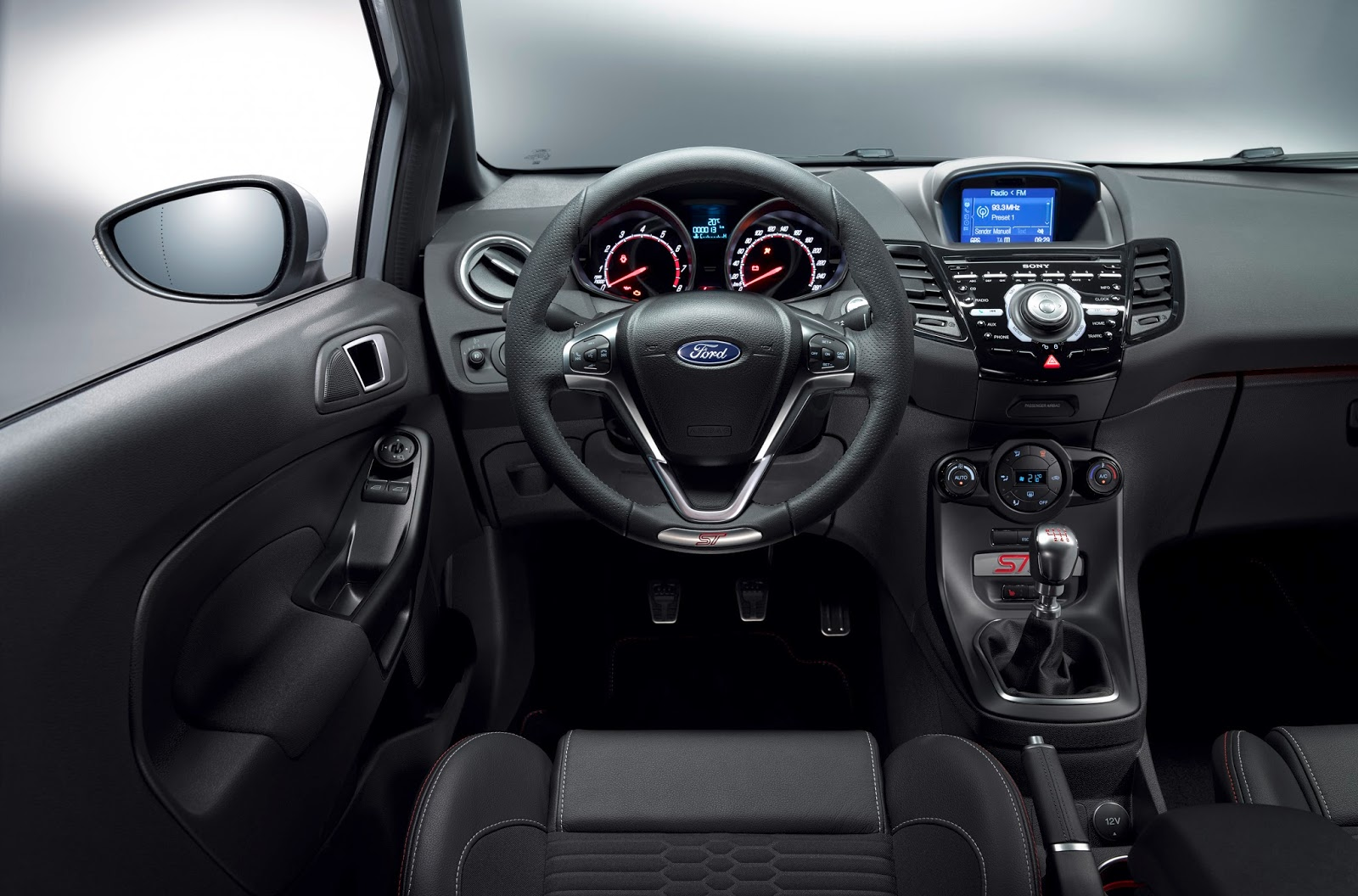FordGeneva2016 FiestaST200 06 Το Ford Fiesta ST διαθέσιμο σε 5θυρη έκδοση Ford, Ford Fiesta, Ford Fiesta ST, Hatcback, videos, αγορά, τιμες