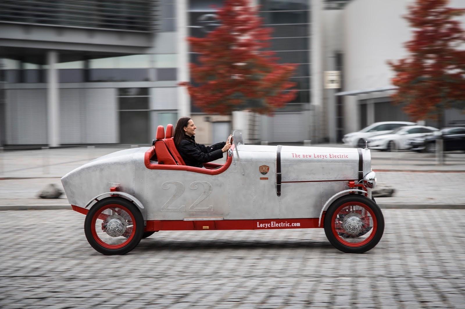 Loryc Electric Speedster 303792 Το Opel Adam δωρίζει τα εξαρτημάτα του και δίνει ζωή στο Loryc Electric Speedster Electric cars, Loryc, Opel, Opel ADAM