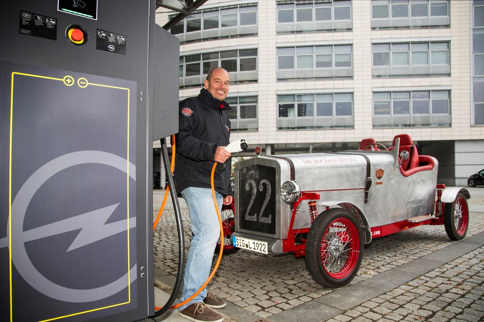 Loryc Electric Speedster 303793 Το Opel Adam δωρίζει τα εξαρτημάτα του και δίνει ζωή στο Loryc Electric Speedster Electric cars, Loryc, Opel, Opel ADAM