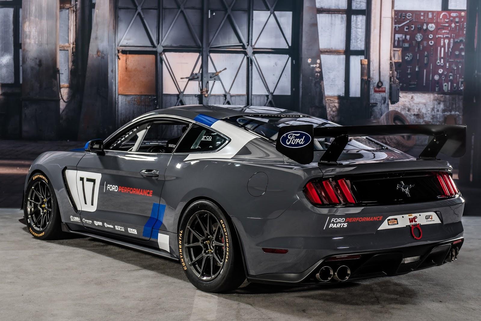 Mustang GT350R C4 Ford Performance 3 Η Ford Performance παρουσίασε την αγωνιστική Mustang GT4 στην έκθεση SEMA 2016 και ένα ...application για γρήγορους γύρους στην πίστα! App, autoshow, Ford, Ford Mustang, Ford Mustang GT4, Ford Performance, SEMA, videos, Τεχνολογία