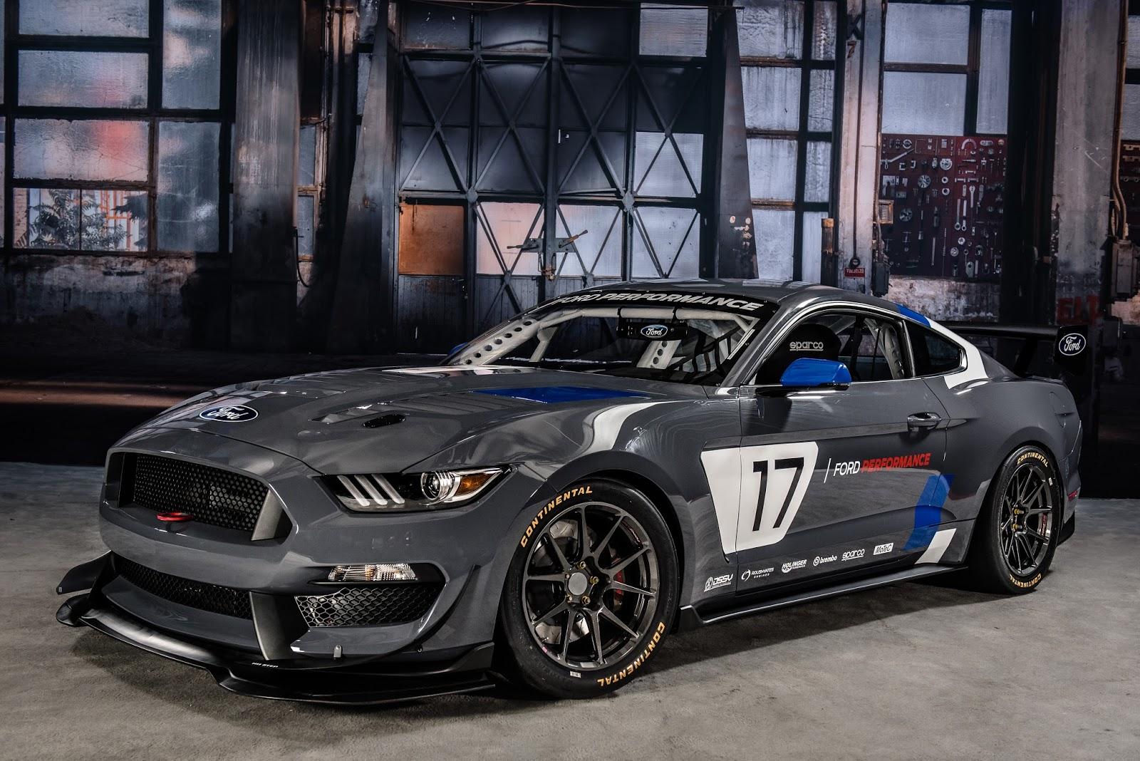 Mustang GT350R C4 Ford Performance 4 Η Ford Performance παρουσίασε την αγωνιστική Mustang GT4 στην έκθεση SEMA 2016 και ένα ...application για γρήγορους γύρους στην πίστα! App, autoshow, Ford, Ford Mustang, Ford Mustang GT4, Ford Performance, SEMA, videos, Τεχνολογία