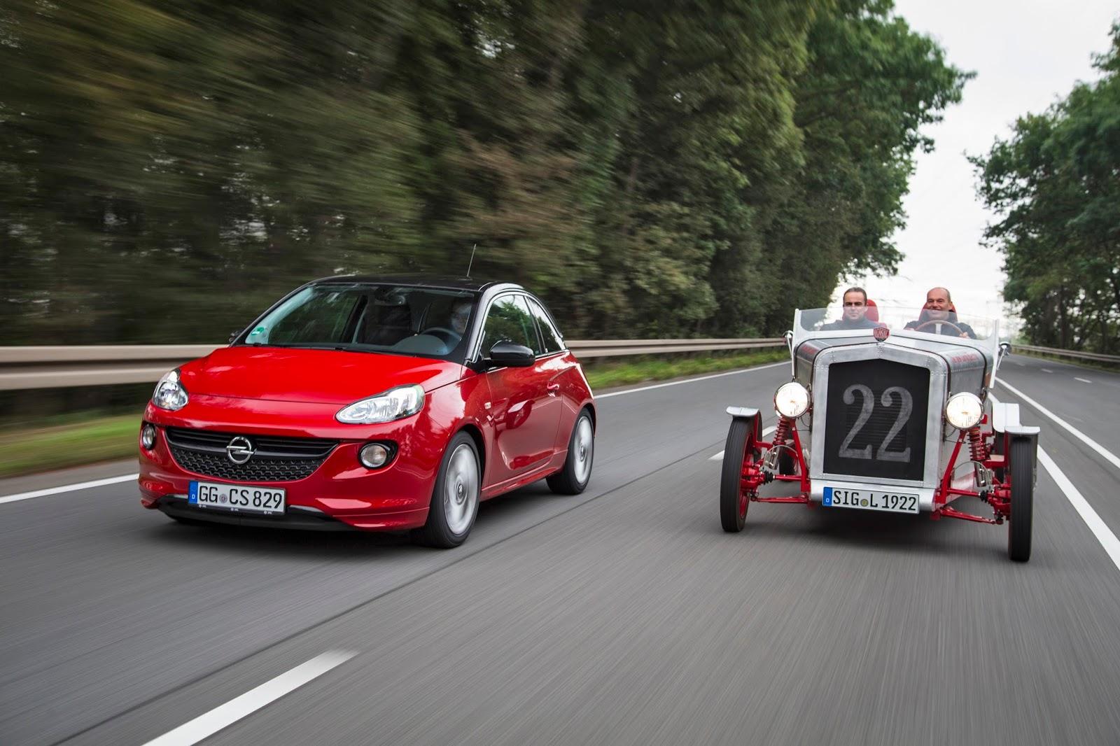 Opel 303787 Το Opel Adam δωρίζει τα εξαρτημάτα του και δίνει ζωή στο Loryc Electric Speedster Electric cars, Loryc, Opel, Opel ADAM