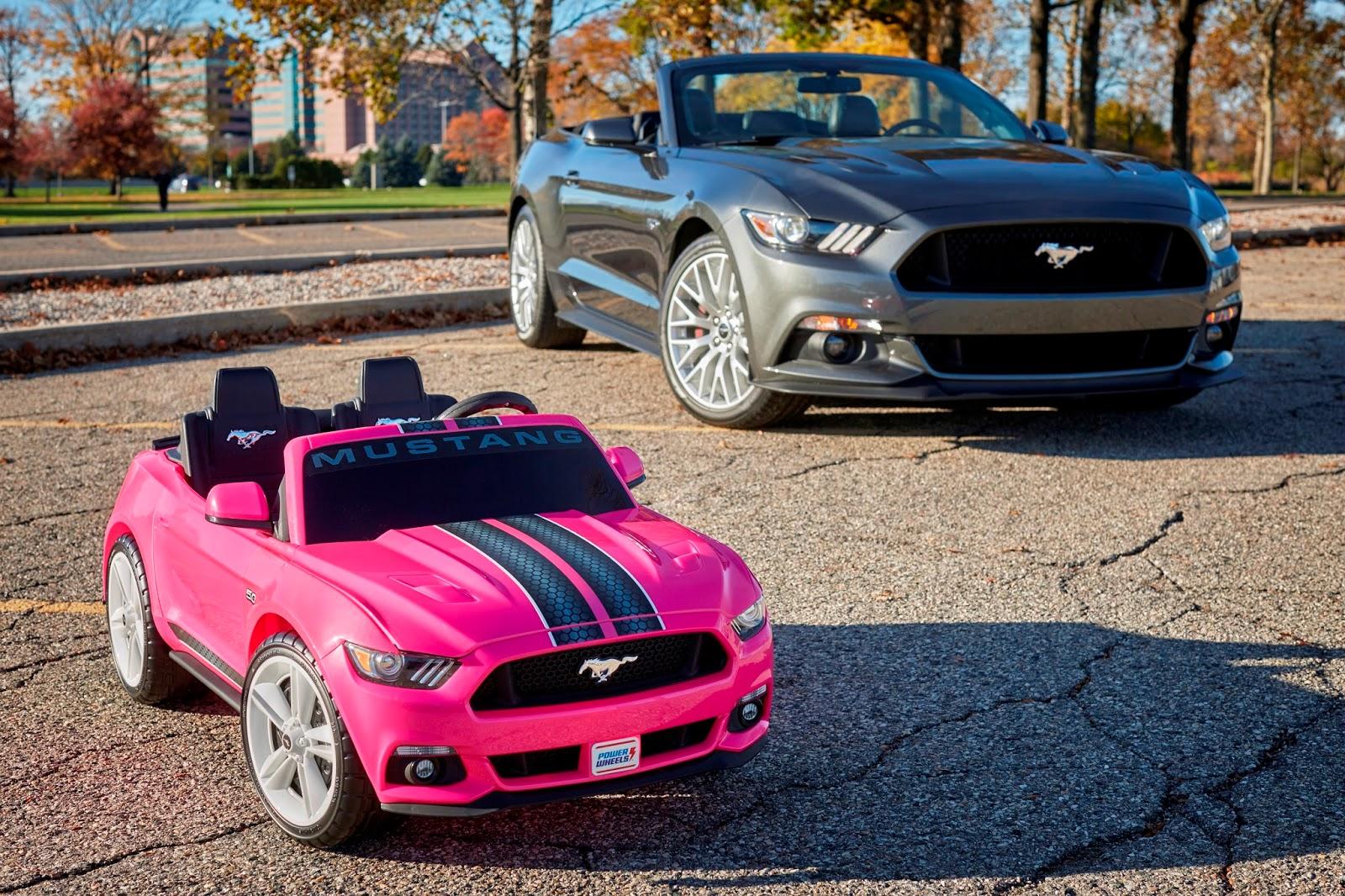 PowerWheels 7730 HR Το καλύτερο δώρο για παιδιά είναι μια... Mustang! Ford, Ford Mustang, Ford Mustang GT, Fun, Game, Kids, videos