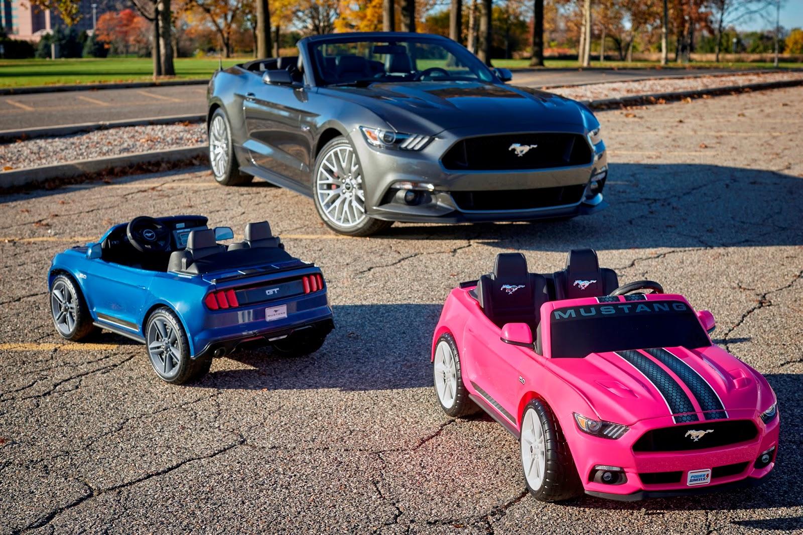 PowerWheels 7746 HR Το καλύτερο δώρο για παιδιά είναι μια... Mustang! Ford, Ford Mustang, Ford Mustang GT, Fun, Game, Kids, videos