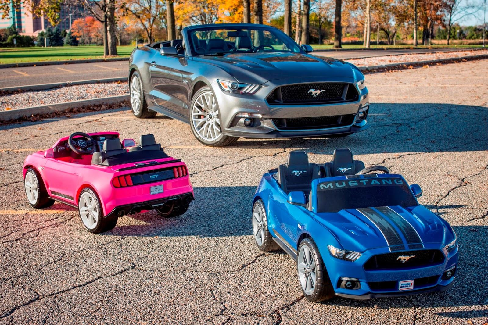 PowerWheels 7770 HR Το καλύτερο δώρο για παιδιά είναι μια... Mustang! Ford, Ford Mustang, Ford Mustang GT, Fun, Game, Kids, videos