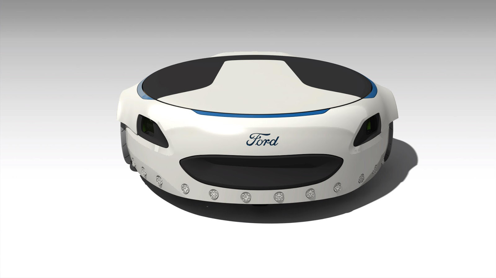 R8 Carr-E : Η ατομική πλατφόρμα μετακίνησης σε σχήμα και μέγεθος ρεζέρβας! Carr-E, Electric cars, Ford, videos, Τεχνολογία