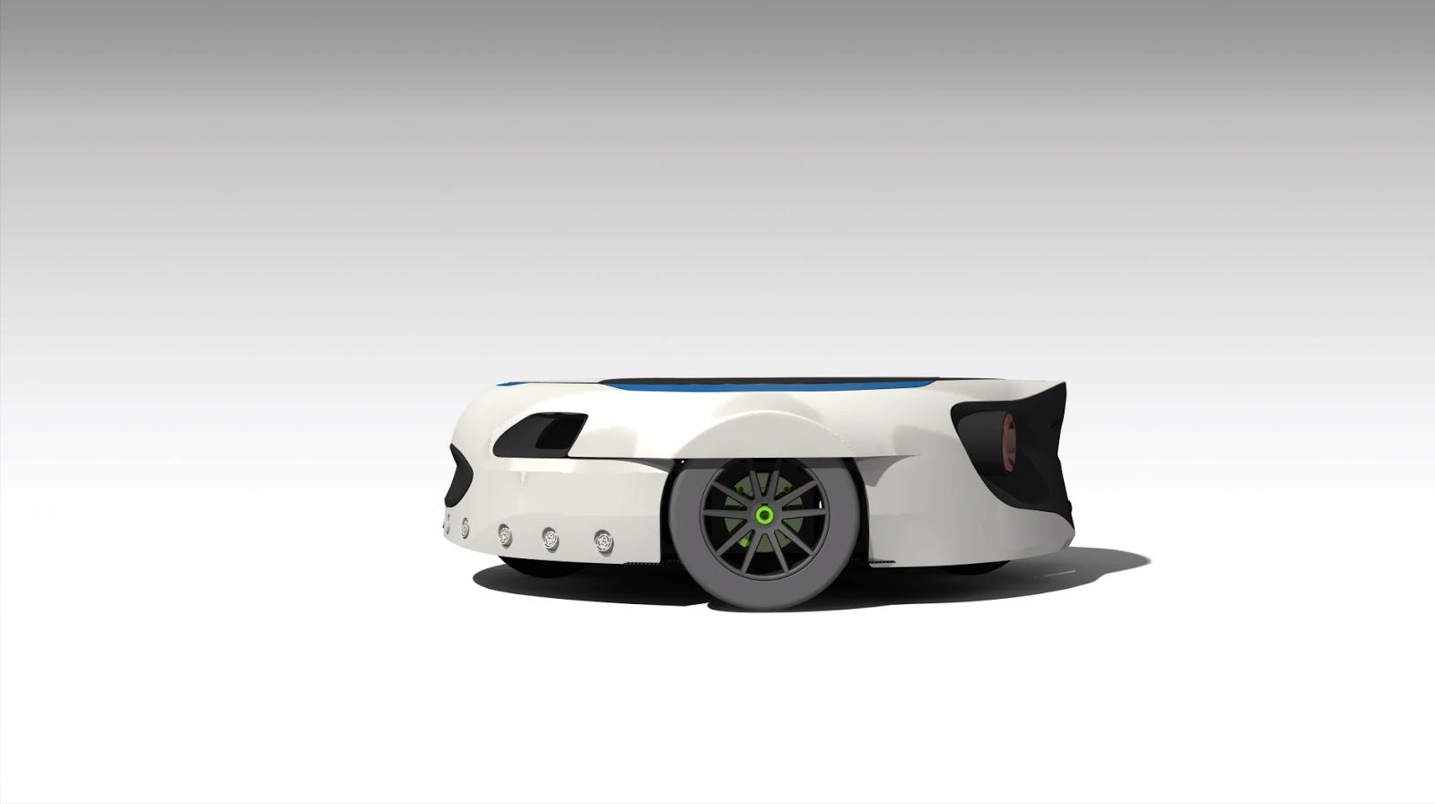 R9 Carr-E : Η ατομική πλατφόρμα μετακίνησης σε σχήμα και μέγεθος ρεζέρβας! Carr-E, Electric cars, Ford, videos, Τεχνολογία