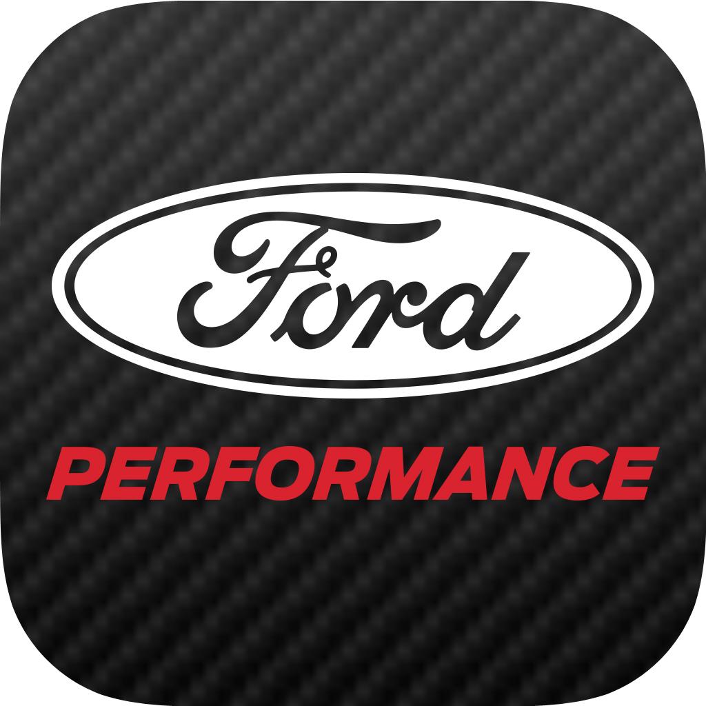 fp app icon Η Ford Performance παρουσίασε την αγωνιστική Mustang GT4 στην έκθεση SEMA 2016 και ένα ...application για γρήγορους γύρους στην πίστα! App, autoshow, Ford, Ford Mustang, Ford Mustang GT4, Ford Performance, SEMA, videos, Τεχνολογία