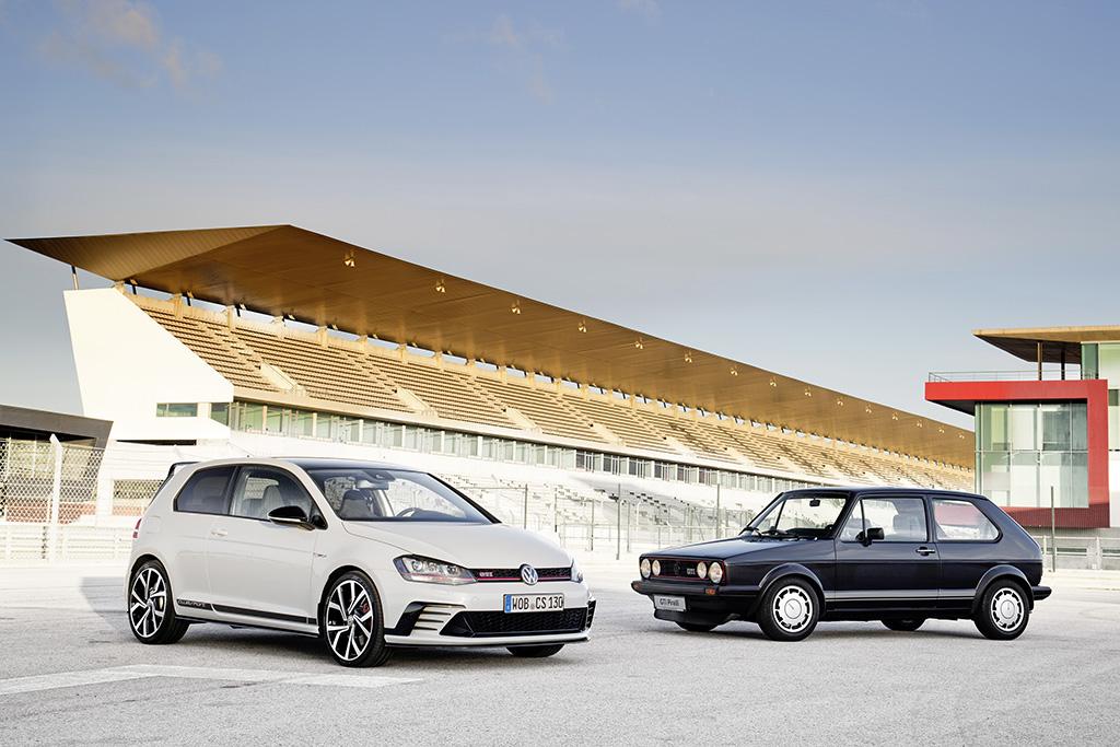 DB2015AU01444 small Δες το VW Golf GTI Clubsport S να ξανασπάει το ρεκόρ του στο Nurburgring lap time, Nurburgring, Record, videos, Volkswagen, Volkswagen Golf, Volkswagen Golf GTI, Volkswagen Golf GTI Clubsport S, VW