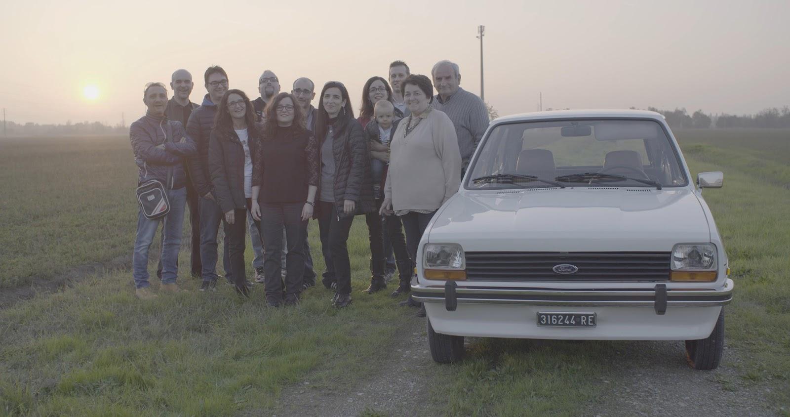 FamilyPhoto 7 παιδιά οργάνωσαν μυστικά την αναπαλαίωση του οικογενειακού αυτοκινήτου και συγκινούν Ford, Ford Fiesta, videos