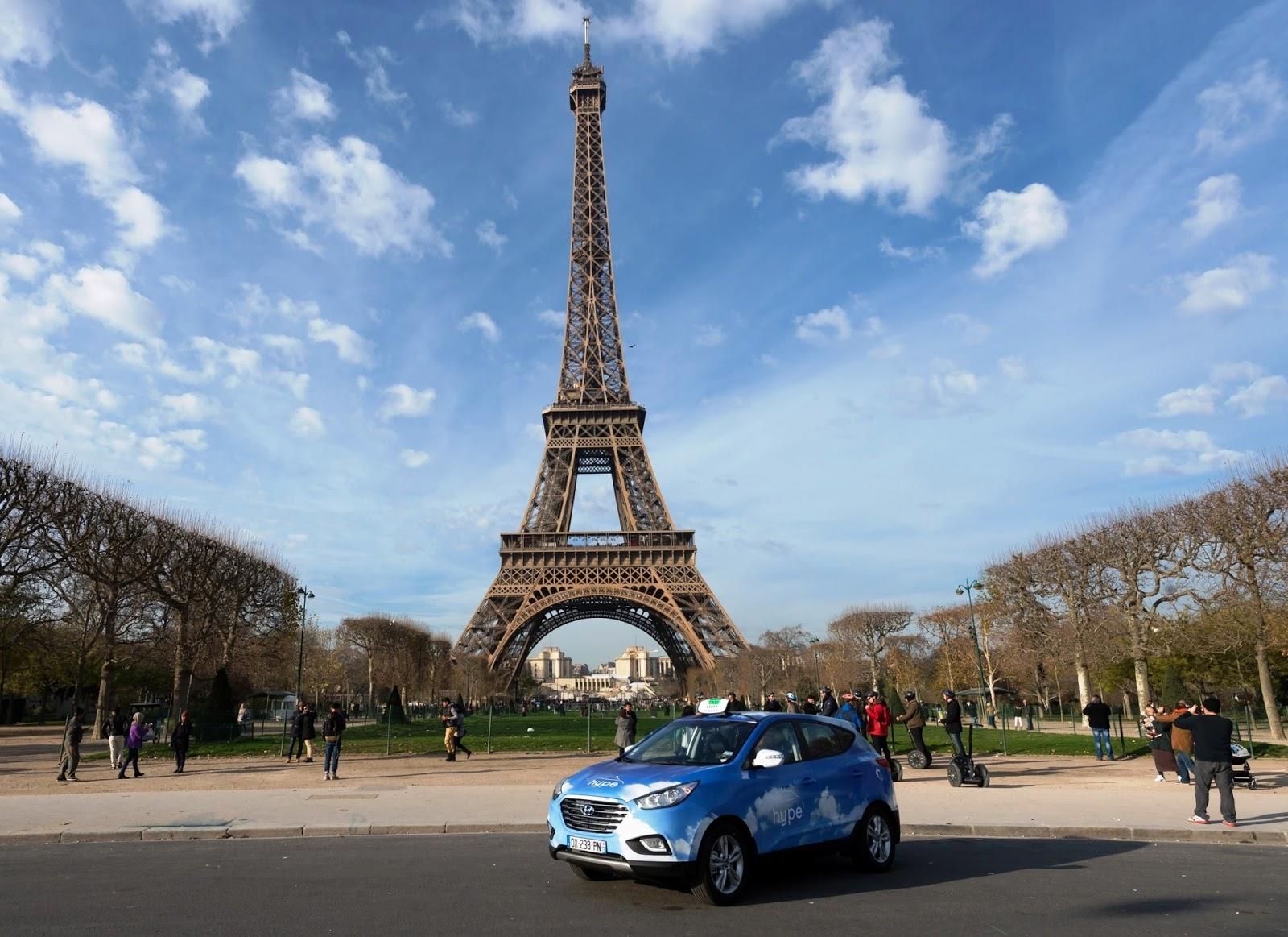 Ο μεγαλύτερος στόλος ταξί κυψελών καυσίμου στον κόσμο είναι Hyundai Future, Hyundai, Hyundai Ελλάς, κυψέλες καυσίμου, Τεχνολογία, υδρογόνο