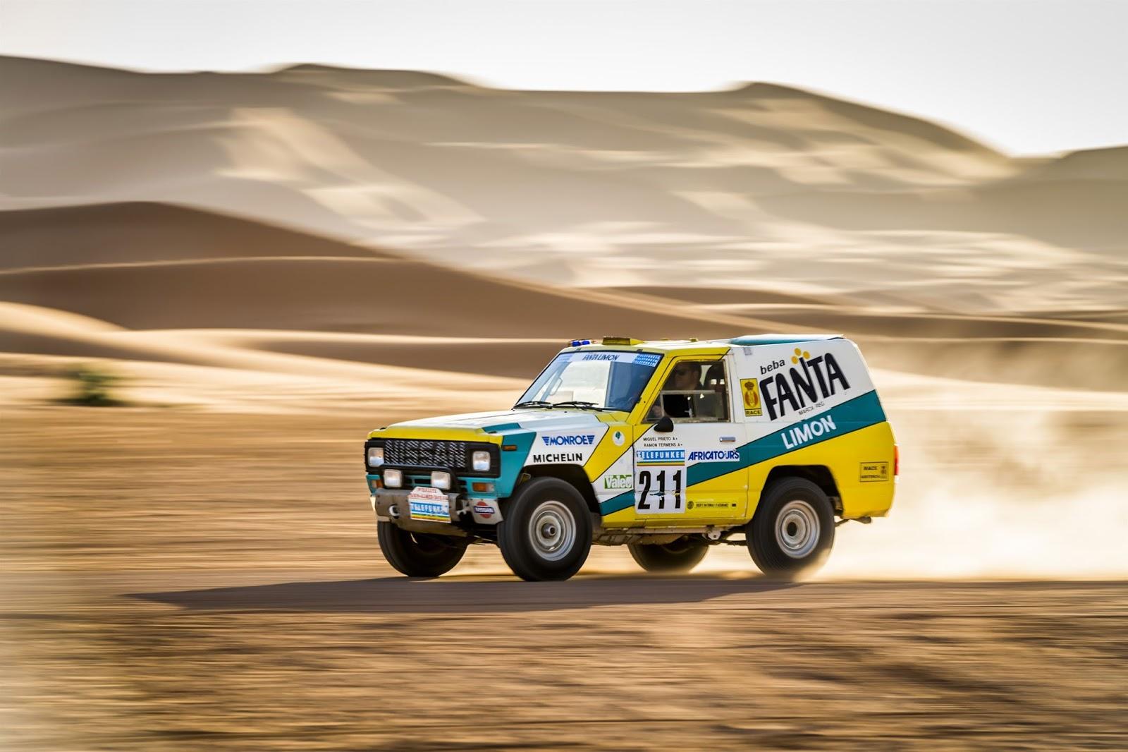 Patrol3 Η Nissan δίνει και πάλι ζωή στο θρυλικό Patrol του 1987, που έτρεξε στο rally Paris – Dakar Nissan, Nissan Patrol, Nissan Patrol Fanta Limon, Offroad, Rally Dakar, Rally Paris – Dakar, videos