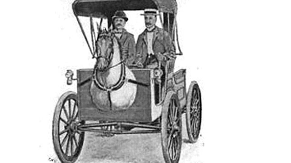 horsey horseless 10 συν 1 εφευρέσεις που λείπουν από τα αμάξια μας Fun, zblog, αυτοκίνητα, μεταχειρισμένα, παλιά, Τεχνολογία