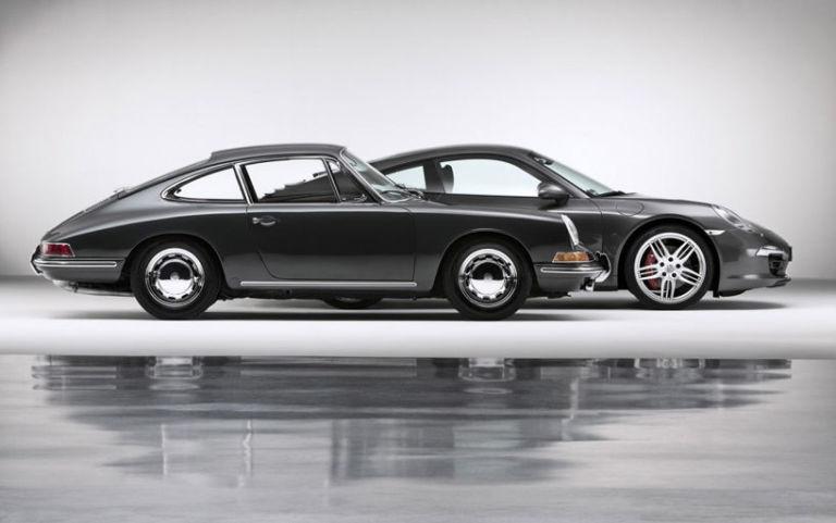 por3 Όχι, η Porsche 911 δεν έπαθε ελεφαντίαση Porsche, zblog
