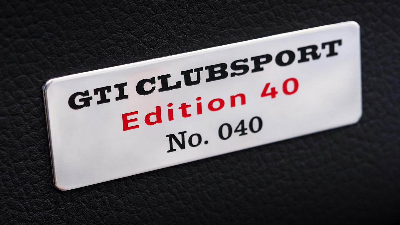 vw golf gti clubsport edition 40n Δες το VW Golf GTI Clubsport S να ξανασπάει το ρεκόρ του στο Nurburgring lap time, Nurburgring, Record, videos, Volkswagen, Volkswagen Golf, Volkswagen Golf GTI, Volkswagen Golf GTI Clubsport S, VW